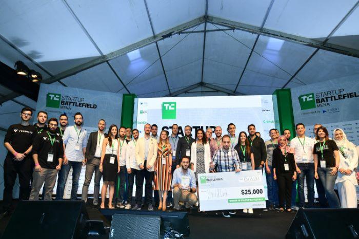 Winners From the MENA to 'TechCrunch Disrupt San Francisco': Buildink Goes International