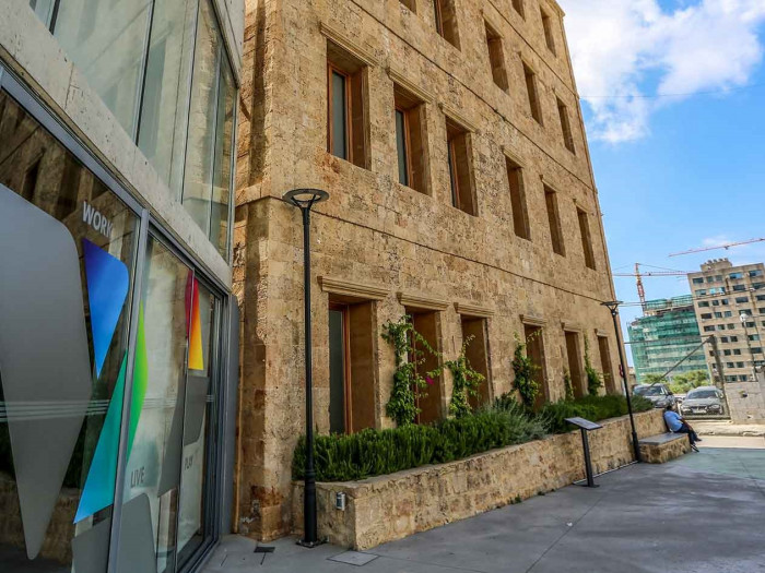 Building A Sustainable Community In The Heart of Beirut