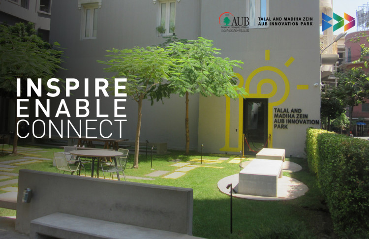 The Talal and Madiha Zein AUB Innovation Park: a space that inspires, enables, and connects